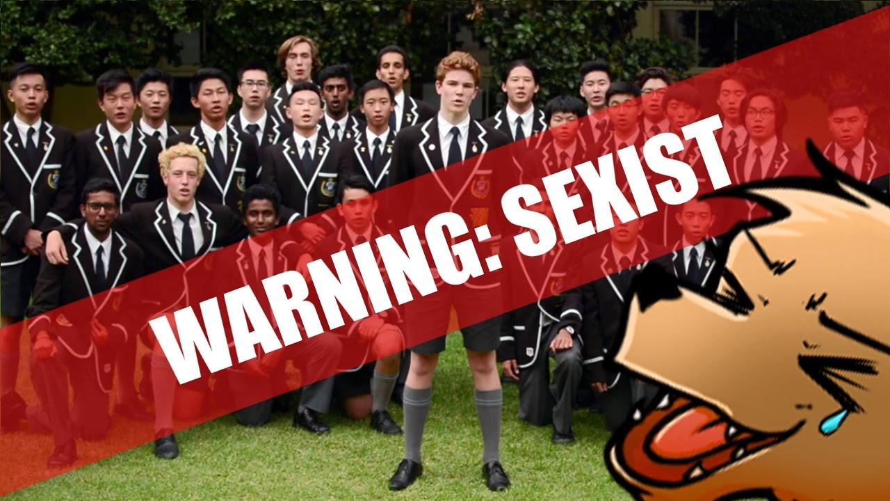Sydney girls see sexism and misogyny EVERYWHERE!