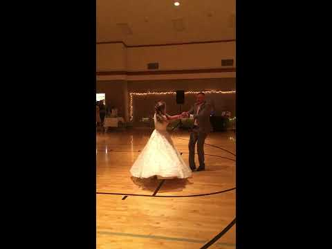"First dance to ""Never Stop"" -Safetysuit"