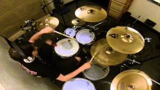 Engraved Disillusion - Thin Ice Studio 2014 (Part 1 - Drums)