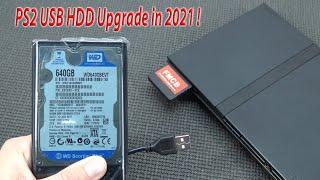 Playstation 2 SLIM HĎD Upgrade in 2021 !