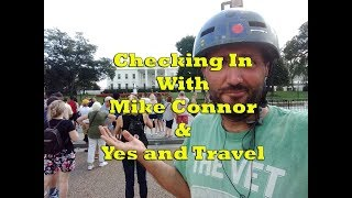 Checking In With Mike Connor & Yes and Travel