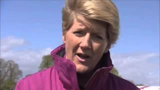 Clare Balding Q&A