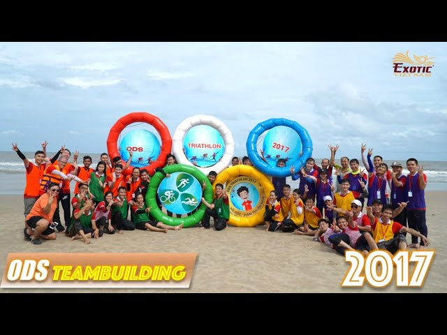 ODS TEAMBUILDING tại HỒ CỐC & HÀM THUẬN NAM 2017 | EXOTIC VIỆT NAM