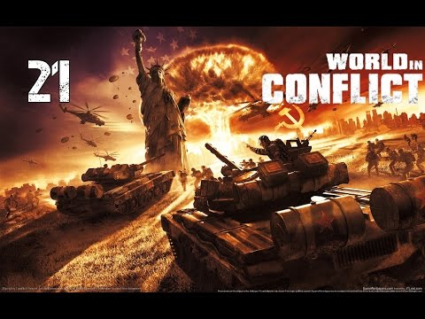 World in Conflict: Complete Edition #21 - W Drodze do Seattle (Gameplay PL Zagrajmy)