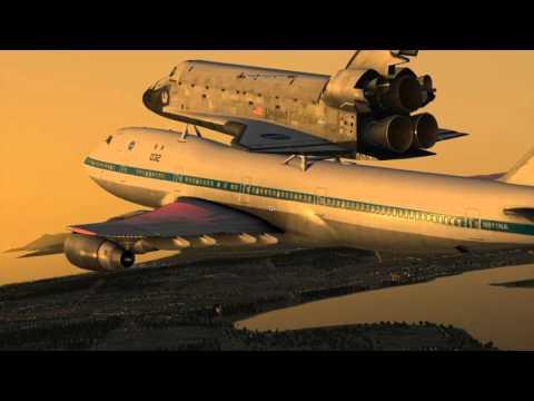 X-Plane 10 - How It Looks Like (the Beauty of X-Plane 10)