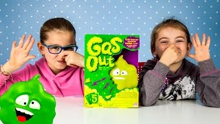 Guess who farted | Gas out board game | Biggest fart ever