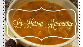 La Harira Marocaine