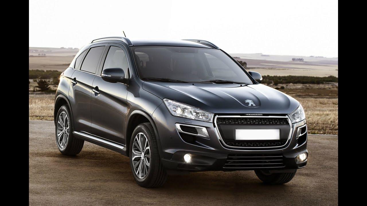 Выбираем бу авто Peugeot 4008 (бюджет 800-900тр)