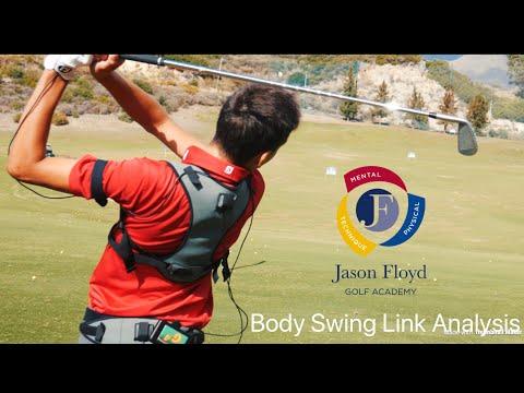 Body Swing Link Analysis - Jason Floyd Golf Academy