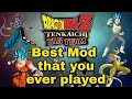 dbz tenkaichi tag team latest and best mod..