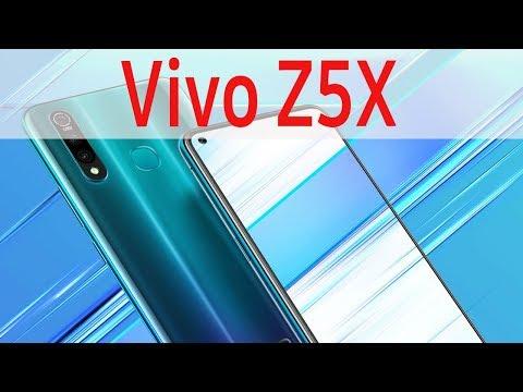 Смартфон Vivo Z5X