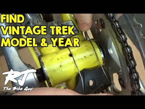 Bicycle lookup vintage serial number Old Mountain