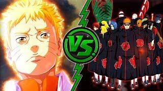 Наруто попал в ПРОШЛОЕ И УНИЧТОЖАЕТ АКАТСУКИ в аниме Боруто | Naruto - Boruto