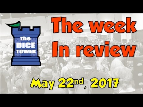 Week in Review - May 22nd, 2017