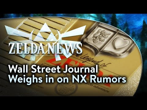 Zelda News - 30th Anniversary Game Music Collection Details - Wall Street Journal Weighs in on NX