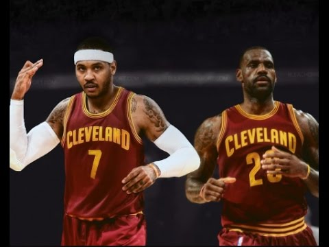 MAJOR RUMOR!!!CARMELO ANTHONY TO THE CAVS FOR 4 PLAYERS