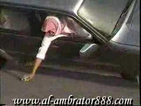 ARAB CAR STUNT