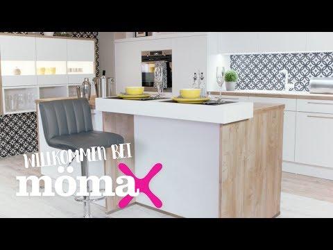 Küchentrends Küche modern einrichten mömax Küchen