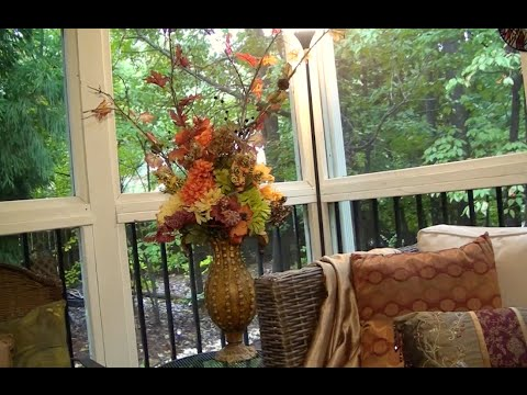 DIY Fall Silk Floral Arrangement   For Under $20. Your House ...