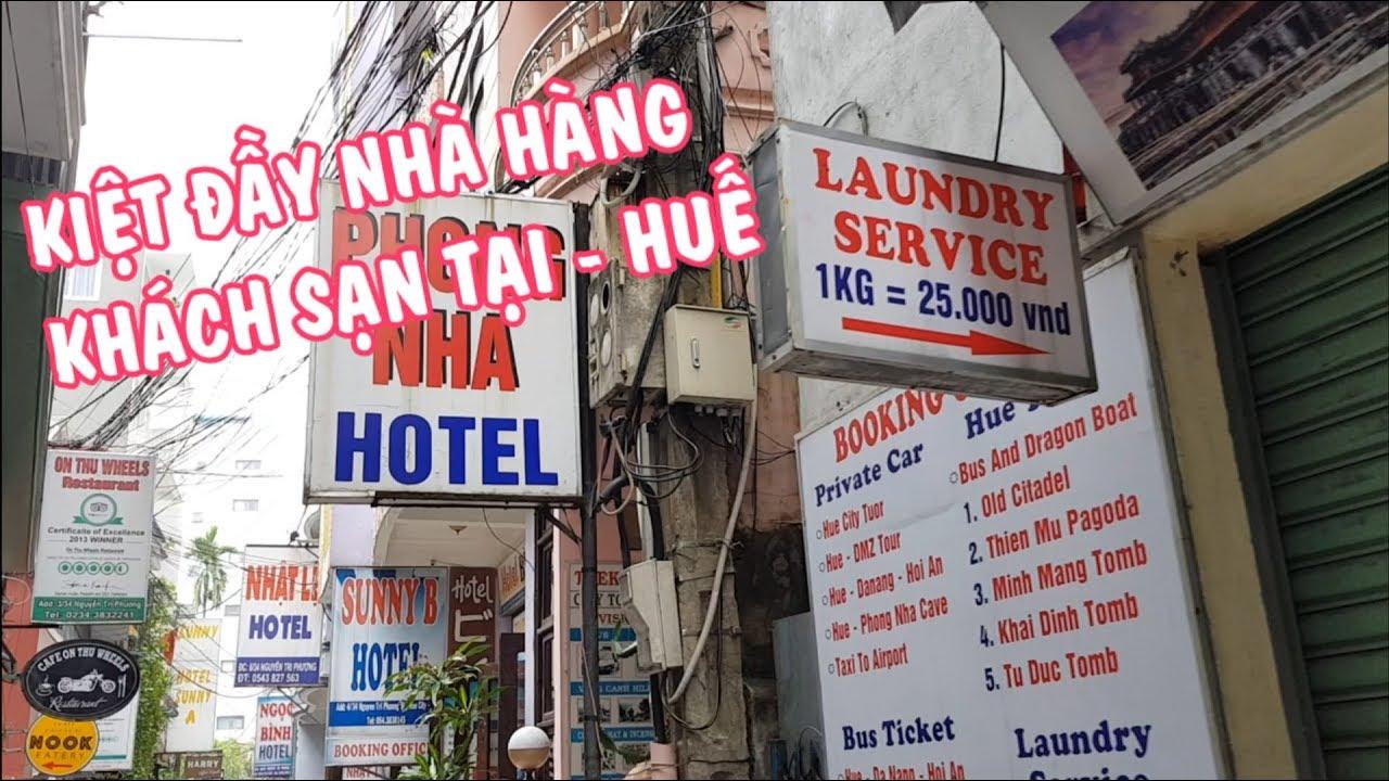 Cái Kiệt Đầy Rẫy Nhà Hàng Khách Sạn Tại Huế | Du Lịch Huế Việt Nam