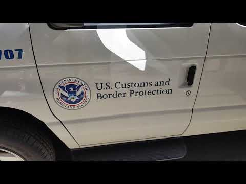 us. Customs and Border protectection transfer