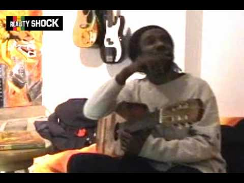 "Aqua Livi - Acoustic Reggae Jam - ""Babylon Must Set Me Free"" & ""Gather My Children"""
