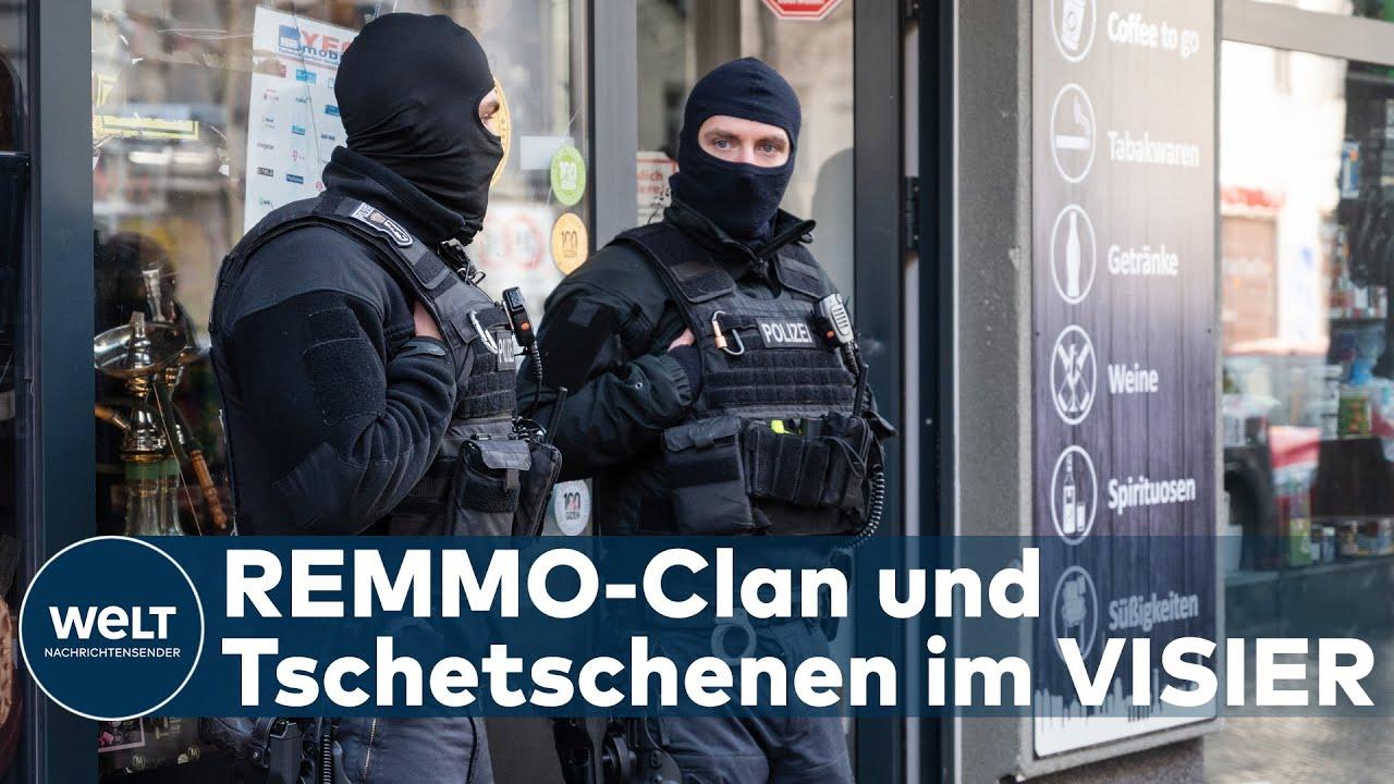 Download RAUE RAZZIA: SEK und GSG 9 gehen gegen Remmo-Clan und Tschetschenen in Berlin vor