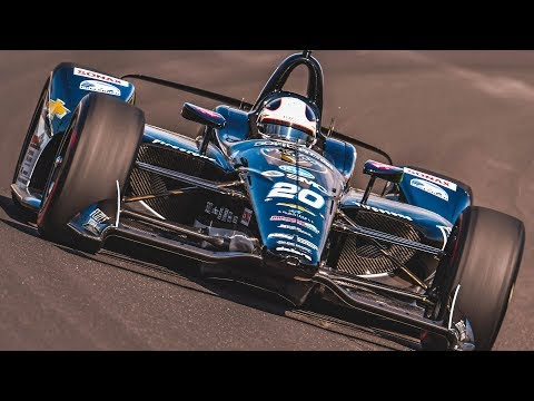 Ed Carpenter Wins Pole Position for the 102nd Running of the Indy 500