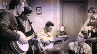 Dueling Banjos, Andy Griffith Show with the Darlings, with Ron Howard there