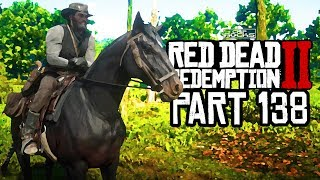 Red Dead Redemption 2 | Part 138 | Stabling Buell | Bounty Hunt Otis Skinner | Campaign Story
