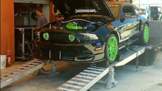570 HORSEPOWER ALL MOTOR COYOTE WITH STAGE 3 COMP CAMS DYNO