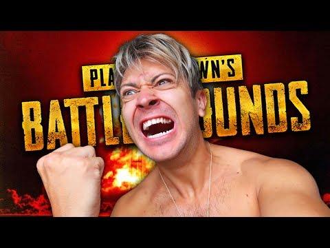 JAG BLIR SÅ J*VLA LACK PÅ DET HÄR SPELET | Playerunknown Battleground's #2