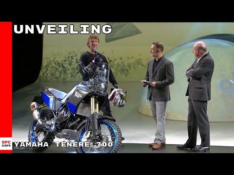 Yamaha Ténéré  World Raid & Super Ténéré Unveiling