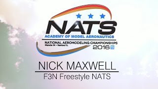 Nick Maxwell - F3N Freestyle NATS