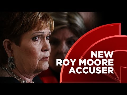 Fifth Woman Accuses Roy Moore Of Sexual Misconduct, Moore Continues To Deny The Allegations