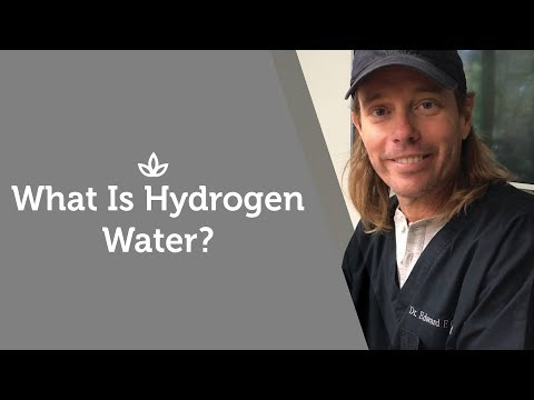 Water Fasting FAQ - What Is Hydrogen Water?