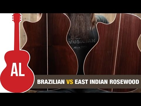 Is Brazilian Rosewood Better Than Indian Rosewood? Lets Find Out!