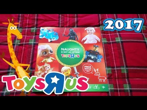 2017 toysrus holiday toy catalog christmas xmas season games legos disney dolls pets more