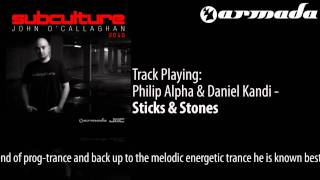 Phillip Alpha & Daniel Kandi - Sticks & Stones [Subculture 2010 Album Previews]