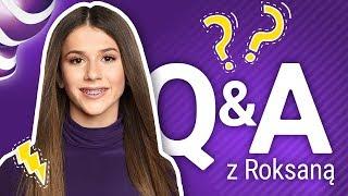 Wiele pytań i zaskakujące odpowiedzi - Q&A z Roksaną Węgiel | Play