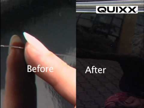 Quixx Repair Systems  Rated 1 Automotive Paint Scratch