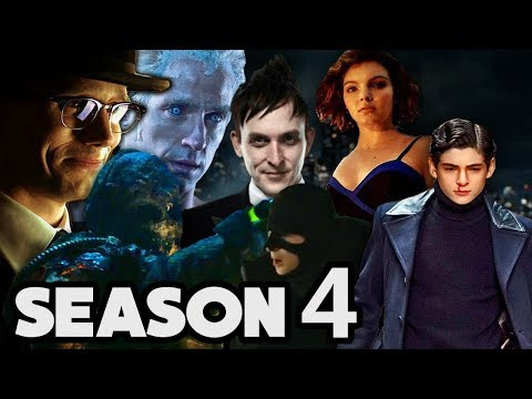 Gotham Season 4 News Roundup & Breakdown!