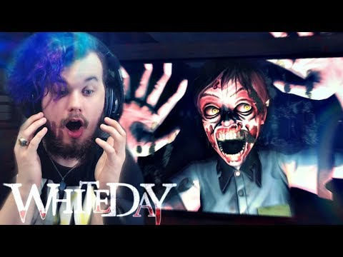 🔴 HARDEST DIFFICULTY!! | White Day A Labyrinth Named School