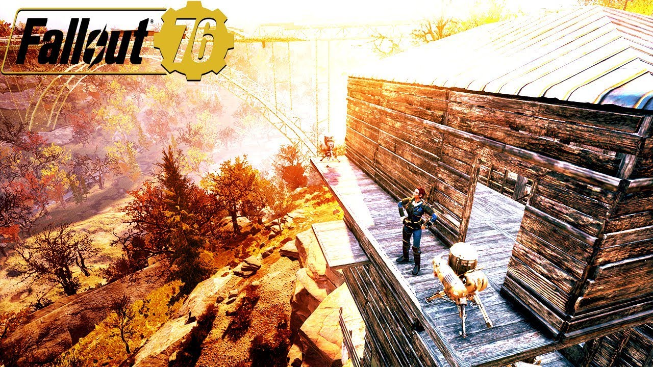 Why Is No One Talking About The Base Building In Fallout 76 Is It
