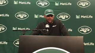 Jets' Adam Gase on 'inept' offense vs. Bills in Week 1 thumbnail