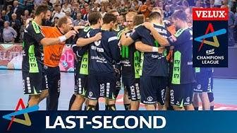 Last-second Mahe goal saves Flensburg | 2016/17 | VELUX EHF Champions League