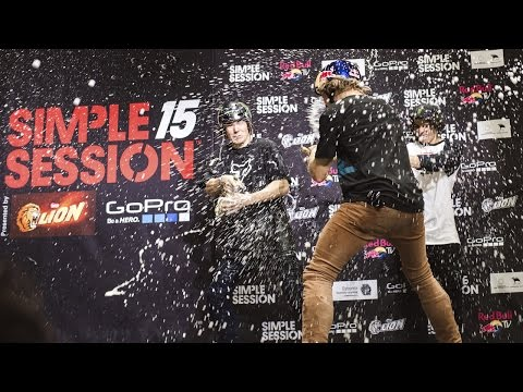 Simple Session 15 BMX Highlights TV Show