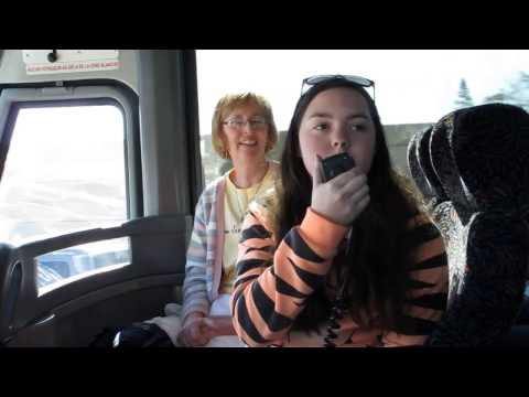 March For Life Ottawa 2014 Port Perry Bus - Leanne's Story
