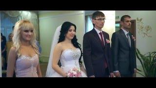Свадьба Дмитрия и Кристины  [27.11.2015]  Видеограф - Александр Кузнецов 89278540103 #Чебоксары#