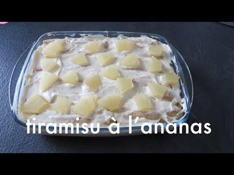 tiramisu-à-l'ananas---recette-sans-cuisson,-facile
